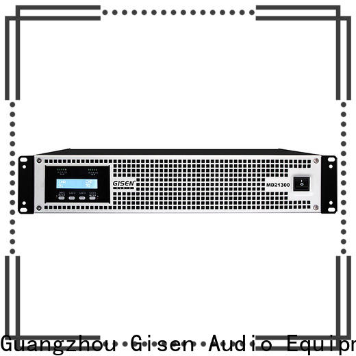 competitive price audio system amplifier amplifier overseas market for conference
