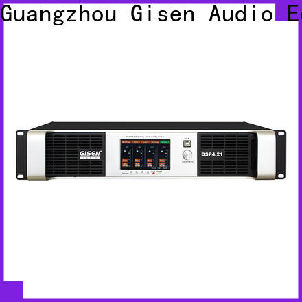 Gisen multiple functions audio amplifier pro manufacturer