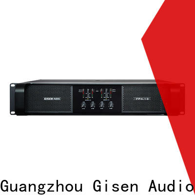 Gisen unrivalled quality home audio amplifier one-stop service supplier for performance
