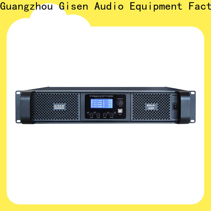 high quality dsp amplifier digital wholesale for venue