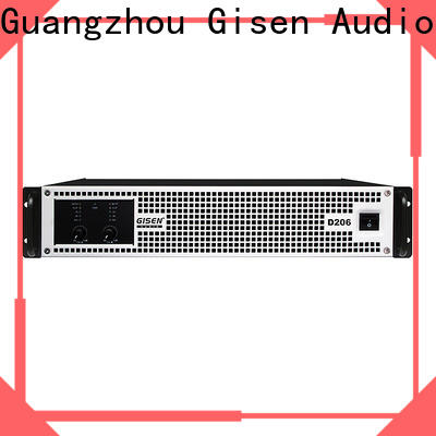 guangzhou sound digital amplifier professional fast delivery for stadium
