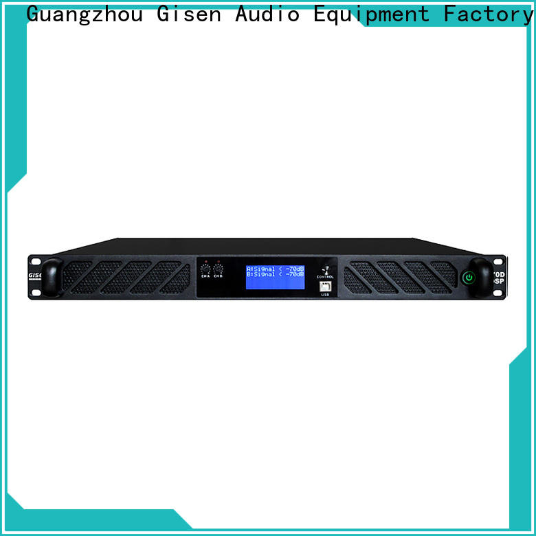 multiple functions amplifier sound system german factory for venue