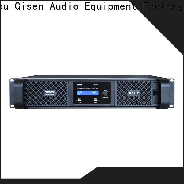 advanced best class d amplifier power wholesale for stadium