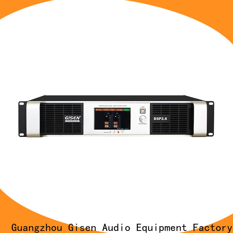 Gisen multiple functions amplifier sound system wholesale for various occations