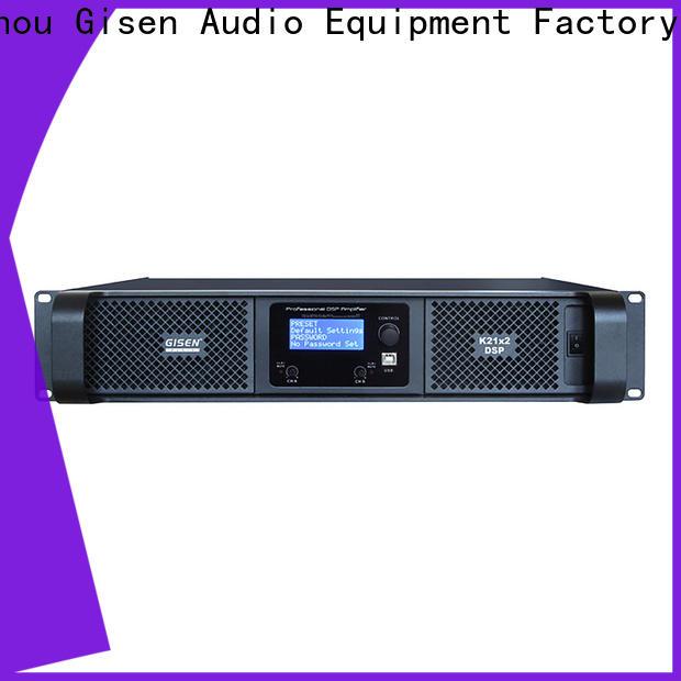 professional amplifier sound system 1u wholesale