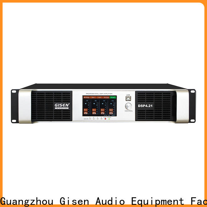 high quality multi channel amplifier 2 channel manufacturer for performance