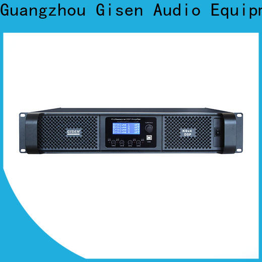 high quality amplifier sound system touch screen wholesale for performance