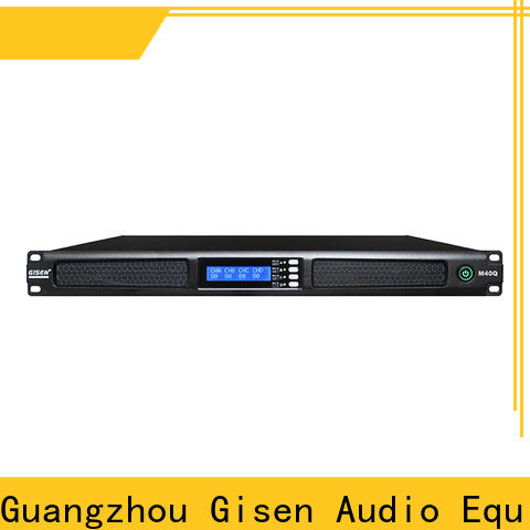 Gisen new model home amplifier manufacturer for venue