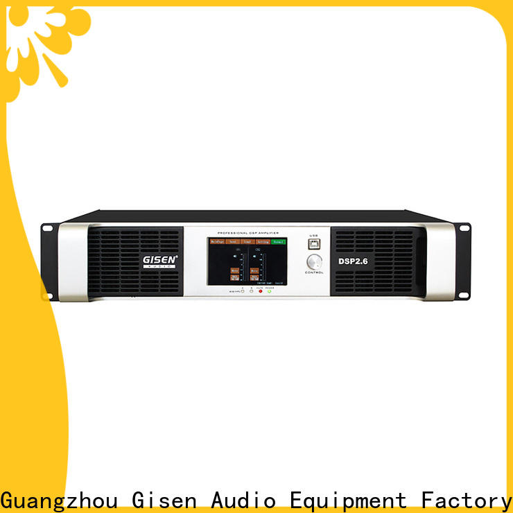 Gisen high quality desktop audio amplifier wholesale for various occations
