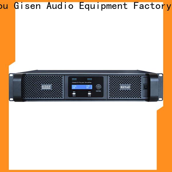 guangzhou top 10 power amplifiers full range wholesale for ktv