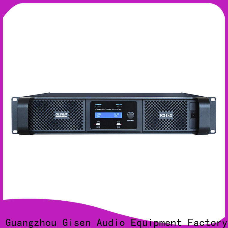 advanced digital audio amplifier digital manufacturer for ktv