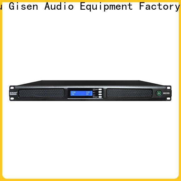 new model power amplifier 1u supplier for venue