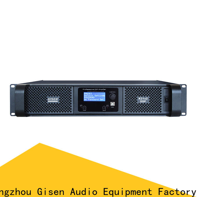 multiple functions dsp amplifier digital factory for various occations