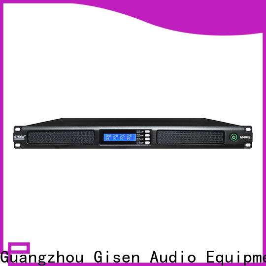 new model digital amplifier 2channel series for entertainment club