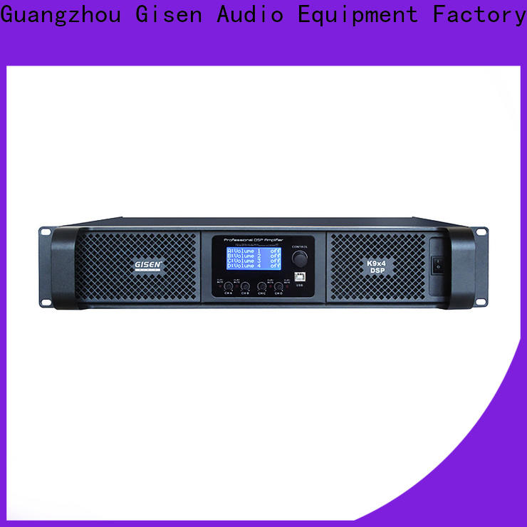 professional desktop audio amplifier 2100wx4 manufacturer for stage