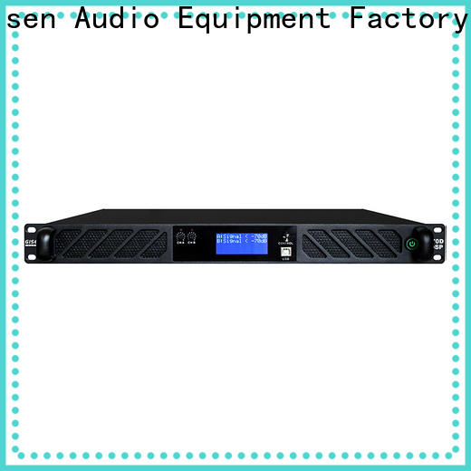 professional audio amplifier pro touch screen supplier for stage