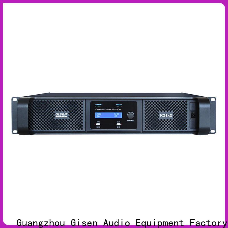 guangzhou class d audio amplifier 8ohm fast shipping for entertaining club