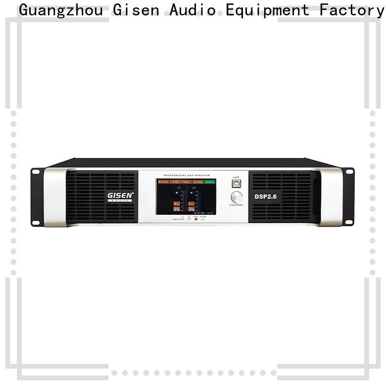 Gisen channel direct digital amplifier wholesale for performance
