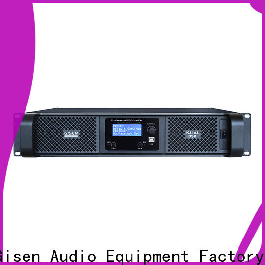 multiple functions homemade audio amplifier 8ohm factory for venue