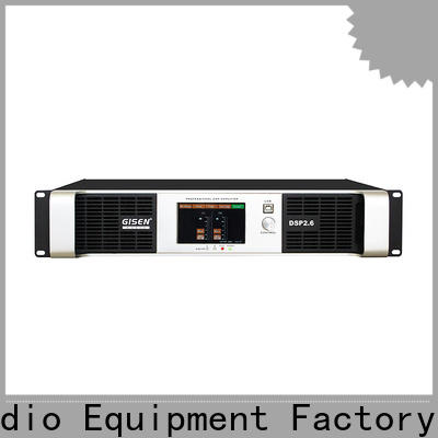 professional dsp amplifier 2100wx2 supplier for performance