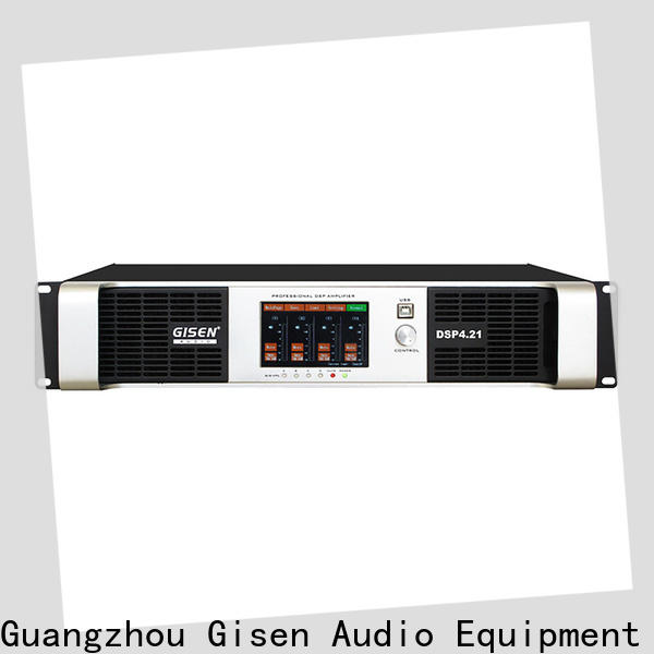 Gisen touch screen amplifier sound system wholesale for various occations