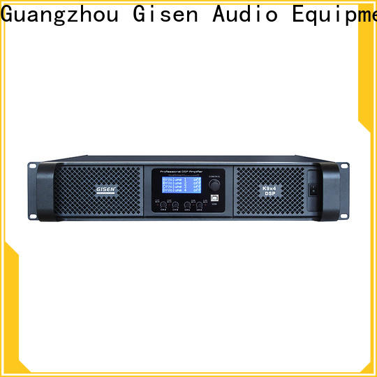 Gisen high quality studio amplifier wholesale for performance