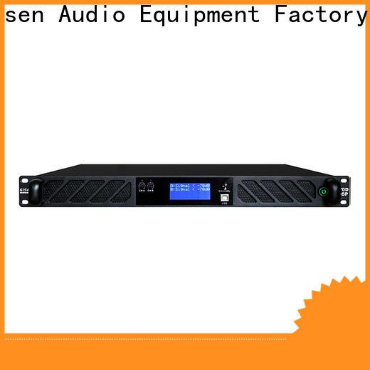Gisen power amplifier power wholesale for venue
