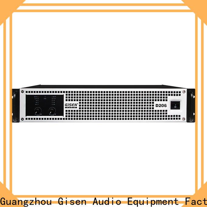 advanced dj amplifier 2100wx4 wholesale for stadium