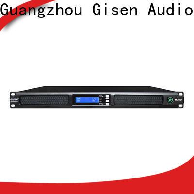 Gisen new model home amplifier wholesale for performance