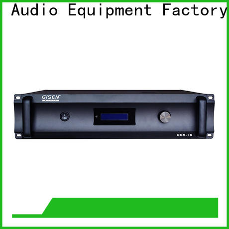 Gisen oem odm stereo audio amplifier wholesale for home theater