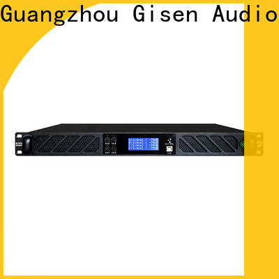 Gisen touch screen amplifier sound system manufacturer for various occations