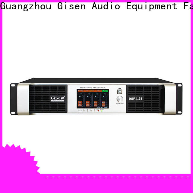professional dsp amplifier digital factory for various occations