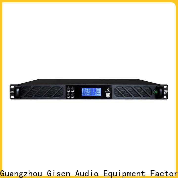 high quality 1u amplifier 2100wx4 supplier