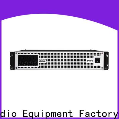 guangzhou class d power amplifier amplifier supplier for entertaining club