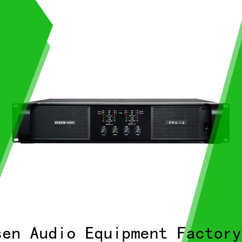 Gisen quality assurance amplifier for home speakers get quotes for performance