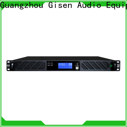 high quality best power amplifier in the world 2100wx4 factory for various occations