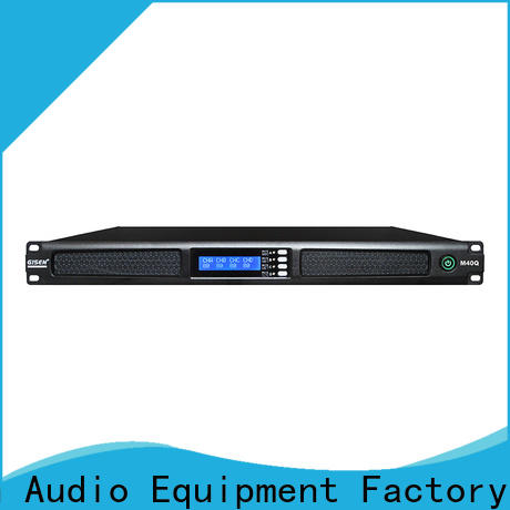 new model 4 channel amplifier 4 channel series for performance