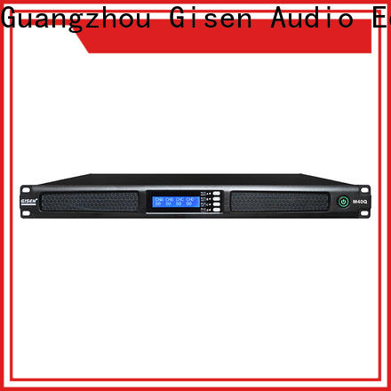 new model digital amplifier class supplier for venue
