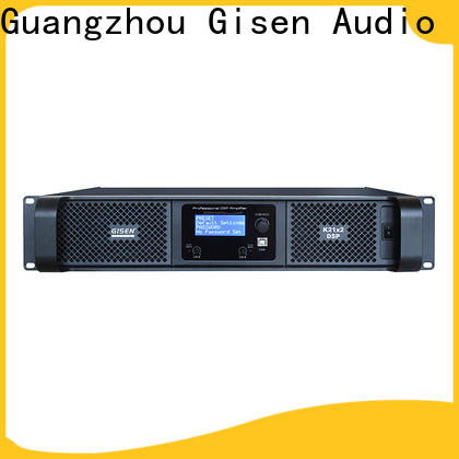high quality studio amplifier 2100wx4 supplier for various occations