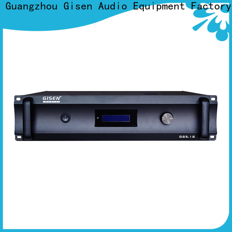 Gisen theatre best amplifier for home manufacturer for private club
