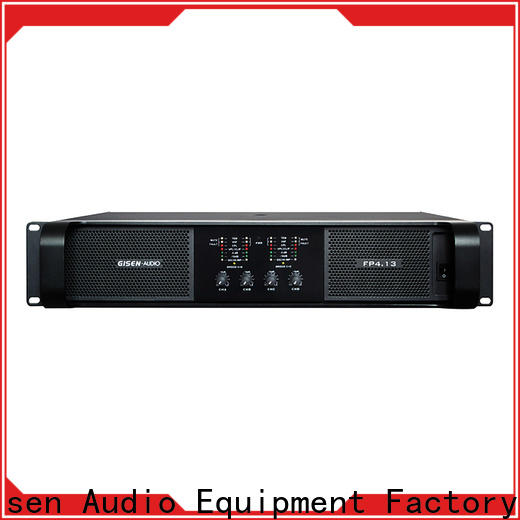 Gisen unrivalled quality amplifier for home speakers get quotes for performance