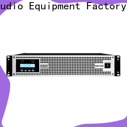 competitive price high end stereo amplifiers power overseas market for vocal concert
