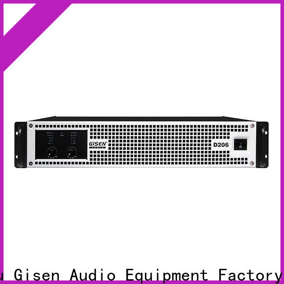 high efficiency class d audio amplifier 2100wx2 fast shipping for stadium