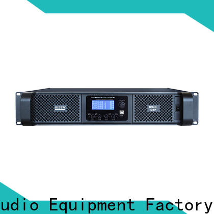 professional amplifier power 4 channel wholesale for stage