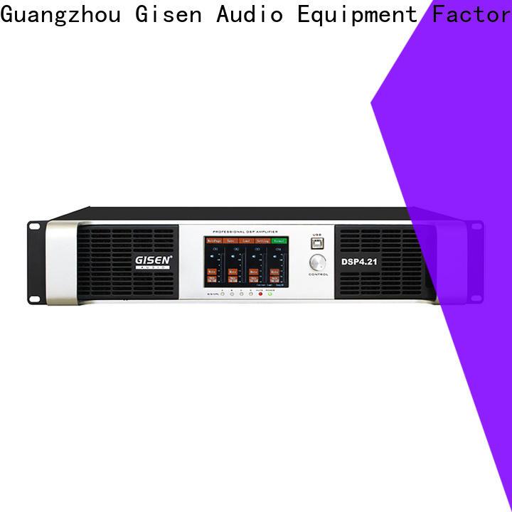 professional direct digital amplifier 2 channel wholesale for venue