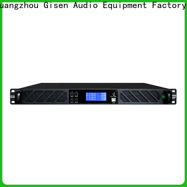 high quality 1u amplifier power manufacturer for stage