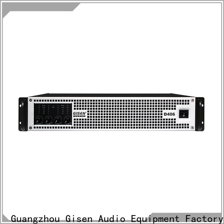 Gisen guangzhou home stereo power amplifier more buying choices for meeting
