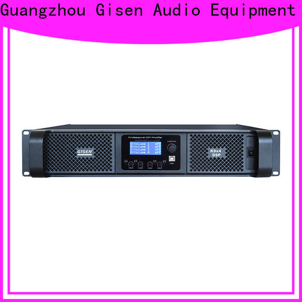 Gisen multiple functions homemade audio amplifier manufacturer for various occations