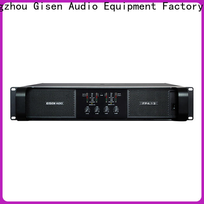 unrivalled quality power amplifier class td amplifier one-stop service supplier for various occations