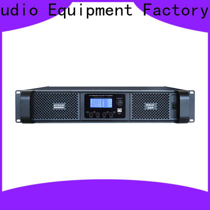 professional 1u amplifier 8ohm supplier for stage